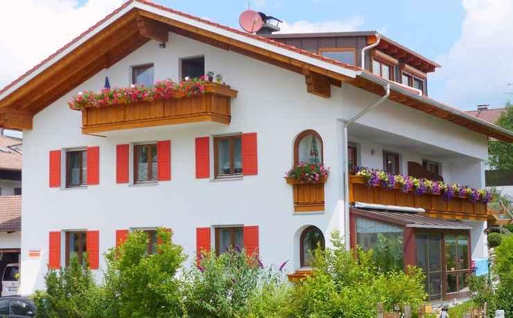 EXTERIOR_BUILDING Spacious, Inviting Apartment Near Füssen in the Allgäu Region in Bavaria