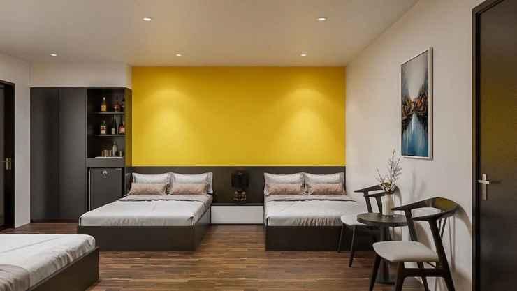 BEDROOM Highlands Hotel Cao Bằng - Hostel