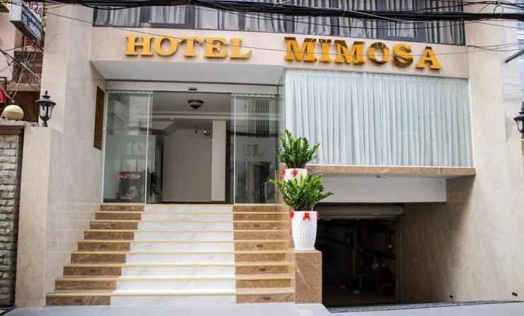 EXTERIOR_BUILDING Khách sạn Mimosa