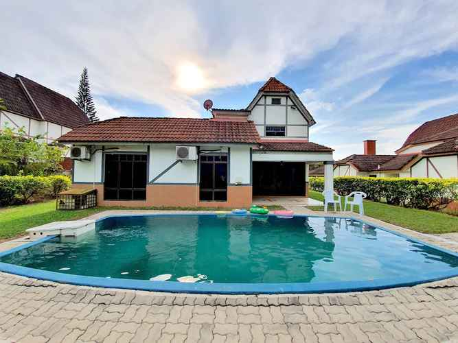 SWIMMING_POOL D'Faro @ A'Famosa Resort Villa by BeeStay