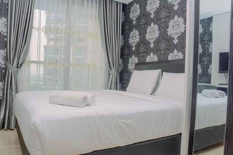 BEDROOM Best Price Studio Apartment at Gold Coast