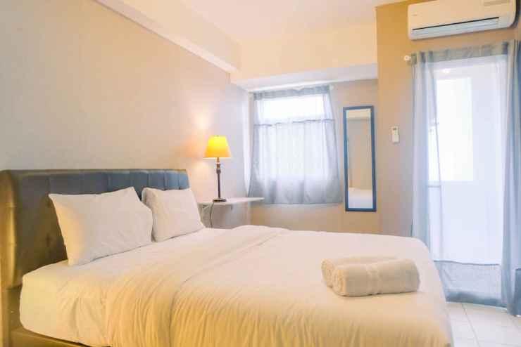 BEDROOM New Furnished Studio Apartment at Gunung Putri Square