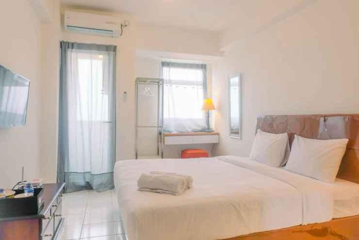 BEDROOM Best Price Studio Apartment at Gunung Putri Square