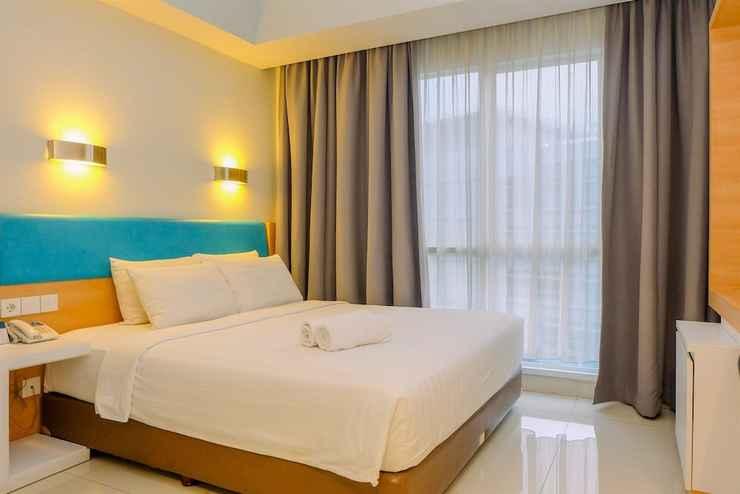 BEDROOM Spacious 1BR High Quality Apartment at Karawang