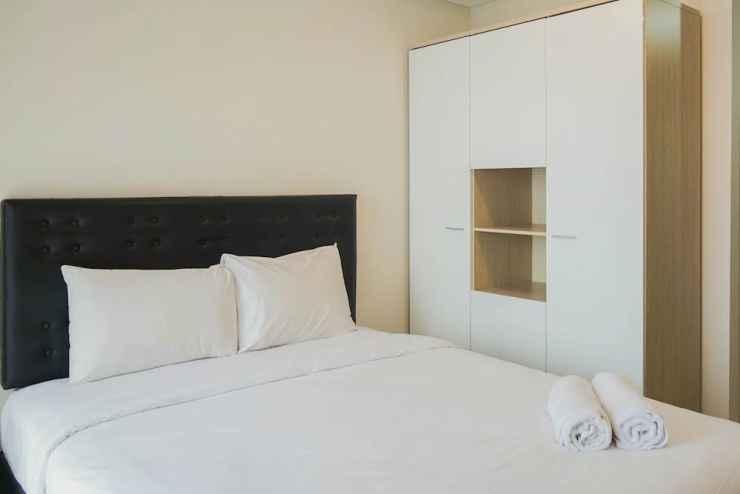 BEDROOM New Furnished Studio Sea View @ Gold Coast Apartment