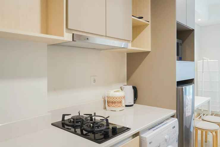 BEDROOM New Fully Furnished Studio at Gold Coast PIK
