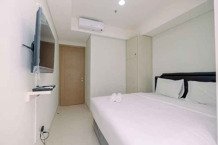 BEDROOM New Furnished 1BR Apartment at Gold Coast near PIK