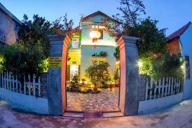 EXTERIOR_BUILDING Tam Coc Lotus Flower Homestay