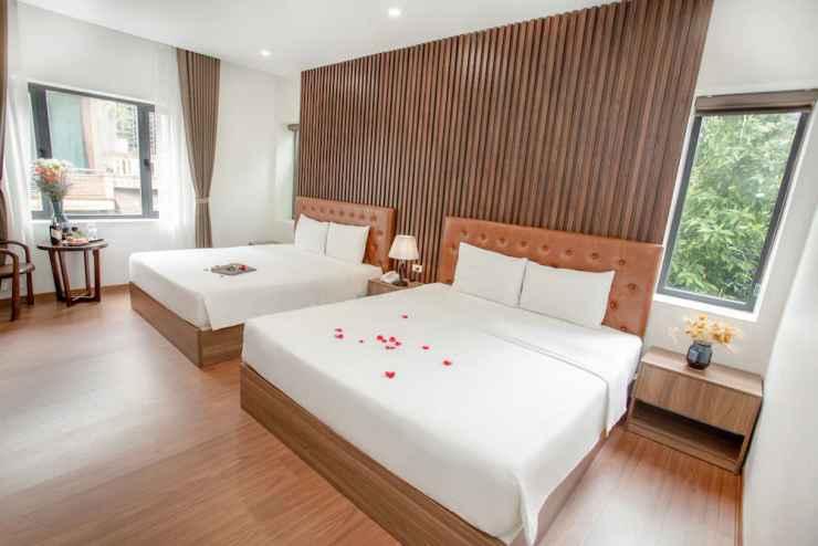 BEDROOM Khách sạn Momali Ninh Bình