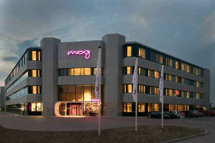 EXTERIOR_BUILDING Moxy Amsterdam Schiphol Airport