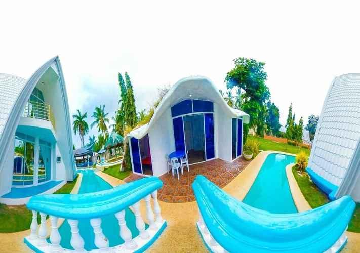 COMMON_SPACE Pool Cave House El Paradiso Resort Alcoy