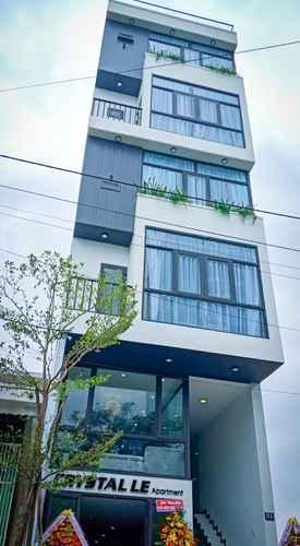 EXTERIOR_BUILDING Crystal Le Apartment Đà Nẵng