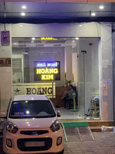 EXTERIOR_BUILDING Hoàng Kim Motel