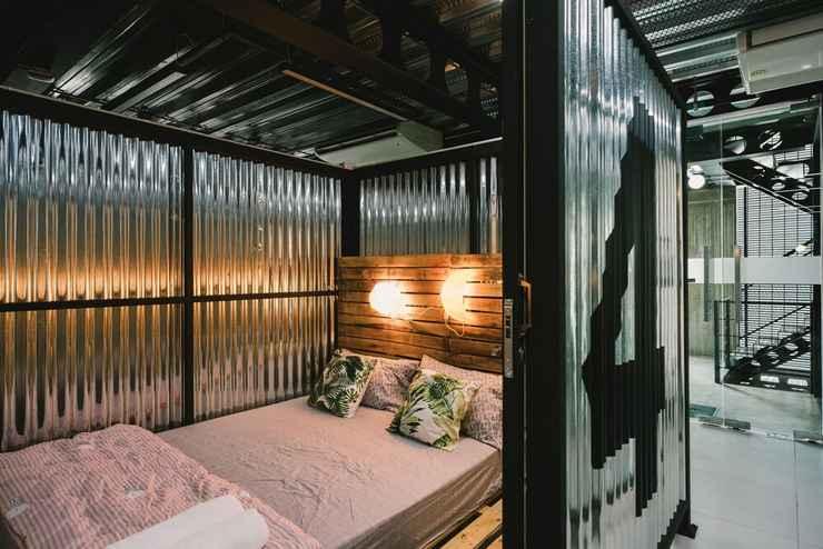 BEDROOM ที่พักแสนสบายใกล้ตัวเมือง - โฮสเทลราคาประหยัด