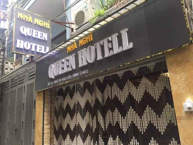 EXTERIOR_BUILDING Khách sạn Queen Lê Đại Hành