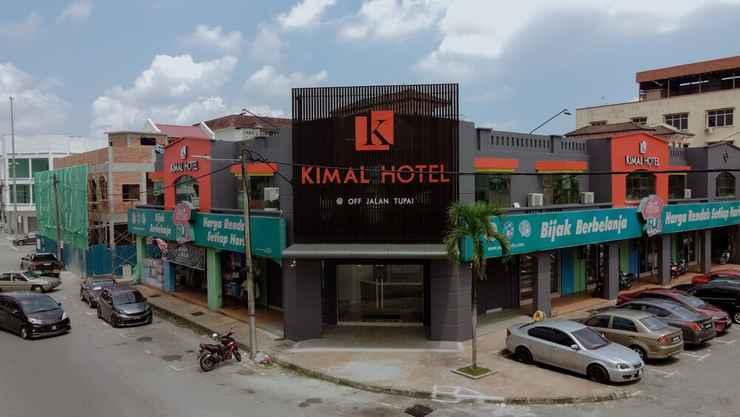 EXTERIOR_BUILDING Kimal Hotel Jalan Tupai