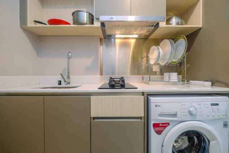 BEDROOM Highest Value Studio Apartment at Gold Coast PIK
