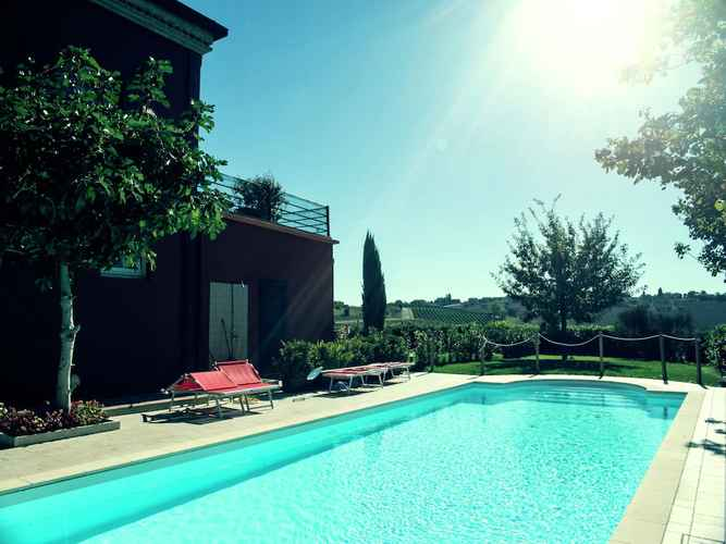 Featured Image Lovely Apartment in Coriano Italy With Swimming Pool