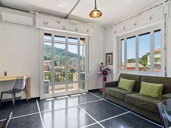 Featured Image Lovely Apartment in Recco Near Seabeach