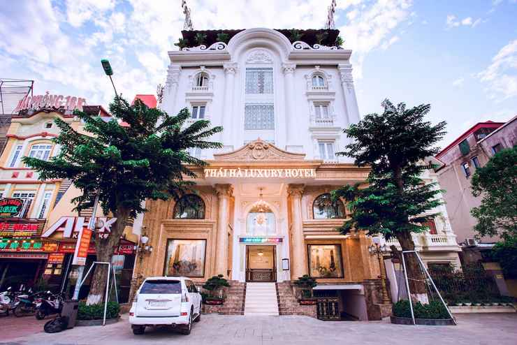 EXTERIOR_BUILDING Khách sạn Thái Hà Luxury