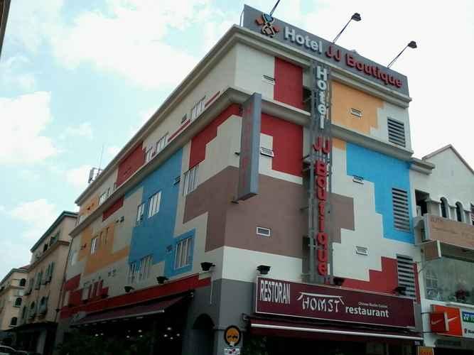 EXTERIOR_BUILDING JJ Boutique Hotel Kota Damansara