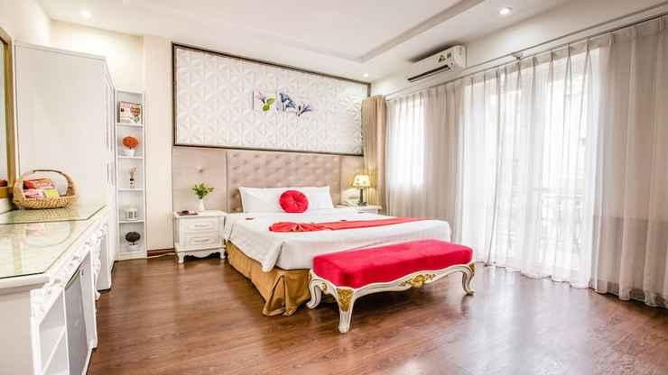 BEDROOM Khách sạn Hà Nội Amanda