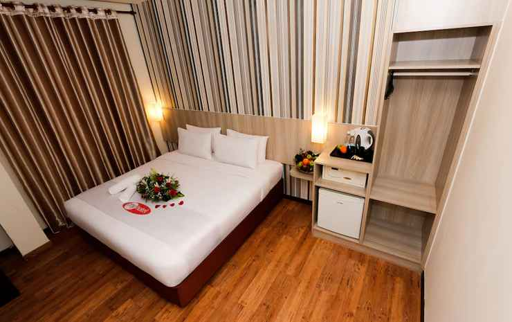 My Hotel @ Bukit Bintang Kuala Lumpur - Kamar Double Standar
