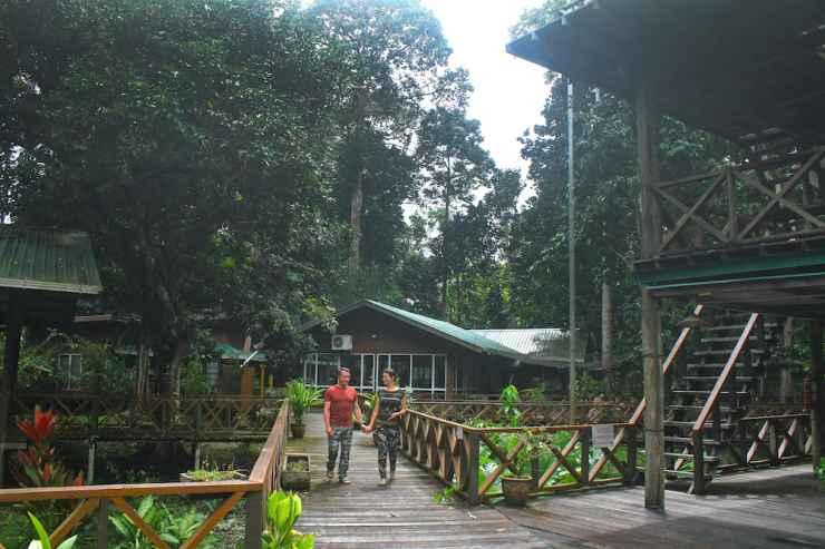 EXTERIOR_BUILDING Borneo Nature Lodge
