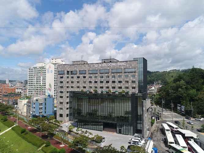 EXTERIOR_BUILDING โรงแรมตงปัง