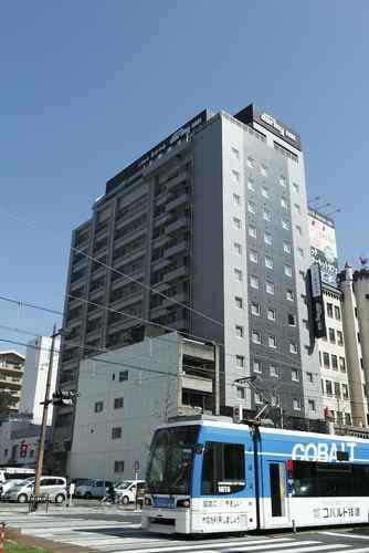 EXTERIOR_BUILDING โรงแรมดอร์มี อินน์ คาโงชิมะ เนเชอรัล ฮ็อตสปริง