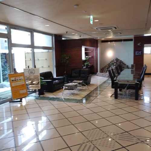 LOBBY โรงแรมจูโอ โอเอซิส