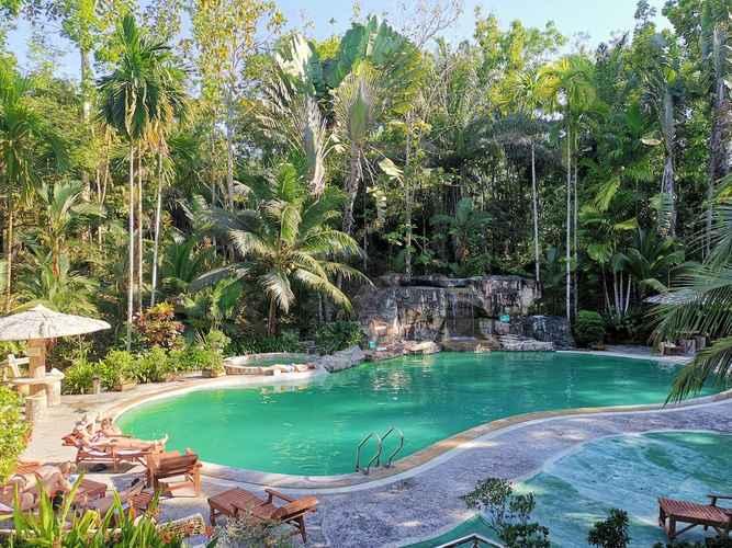SWIMMING_POOL Sepilok Jungle Resort