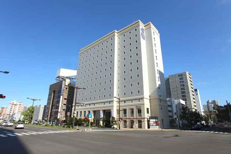 EXTERIOR_BUILDING โรงแรมไดวะ รอยเนต ซัปโปโร ซูซูกิโนะ