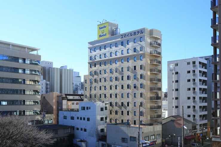 EXTERIOR_BUILDING โรงแรมสไมล์ ชิซุโอกะ (ชื่อเดิม อะบันท์ อินน์ ชิซึโอกะ)