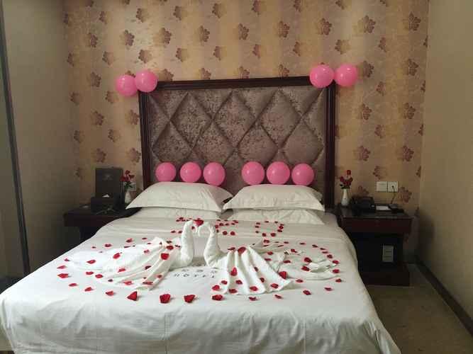 BEDROOM โรงแรมซิงเห่อไท่เซี่ยง (สาขาจ้านเชียน)