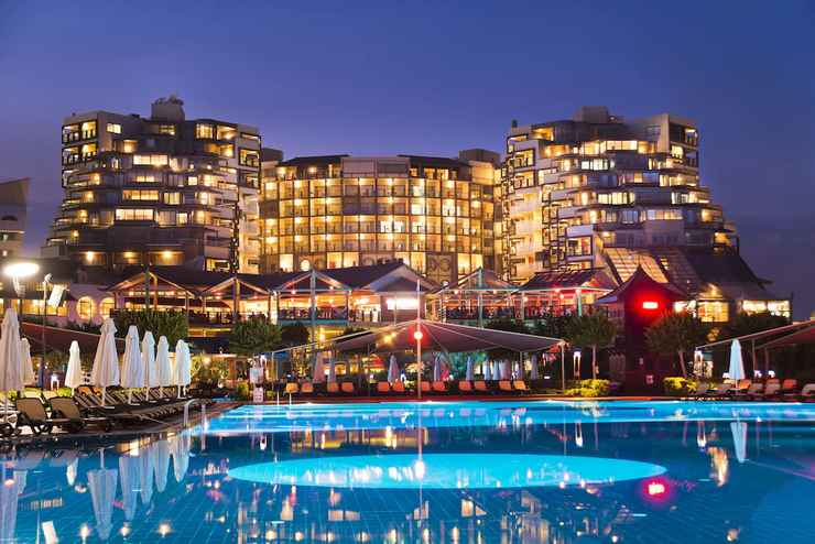 EXTERIOR_BUILDING Limak Lara De Luxe Hotel - All Inclusive