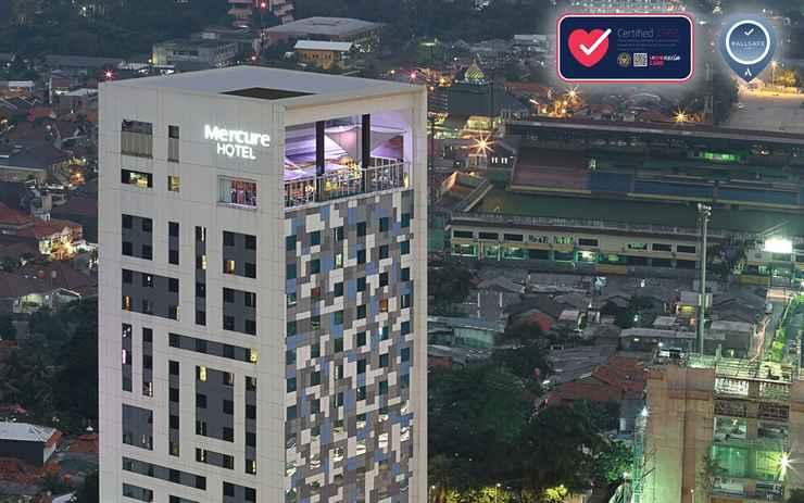 EXTERIOR_BUILDING Mercure Jakarta Simatupang