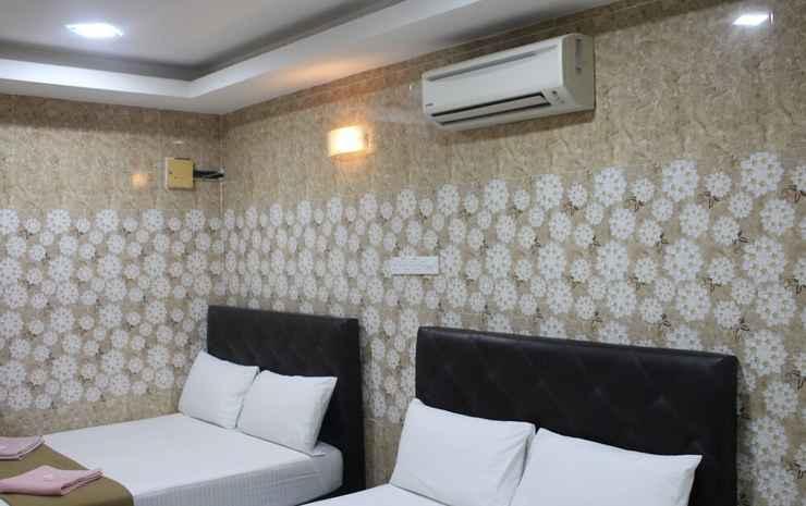 Batu Caves Business Hotel (ARK) Kuala Lumpur - Kamar Quadruple Keluarga