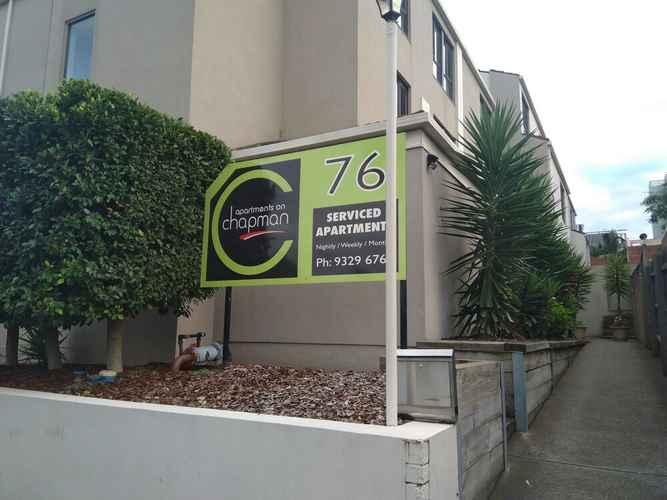 EXTERIOR_BUILDING Apartments on Chapman