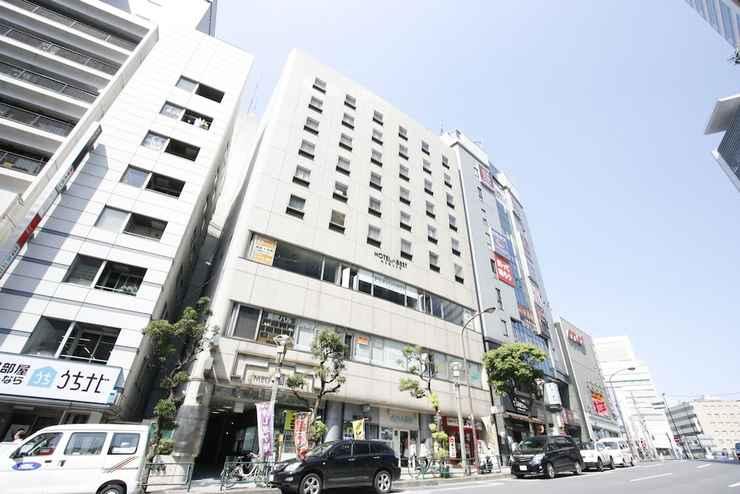 EXTERIOR_BUILDING โรงแรมอาเบสต์ เมงุโระ