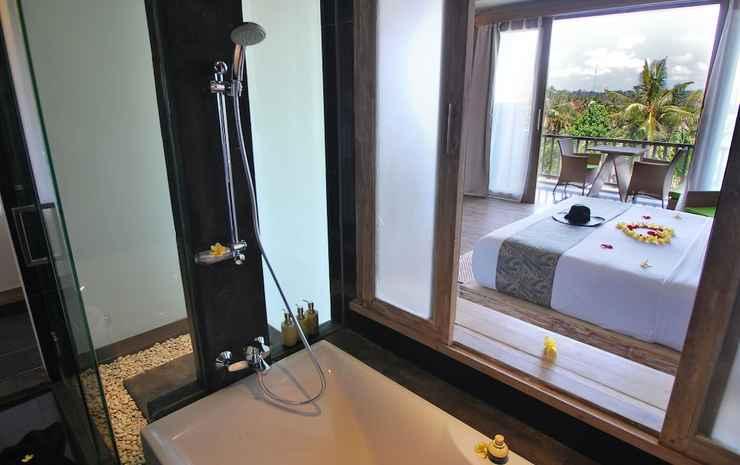 KajaNe Mua Bali - Kamar Deluks, 1 kamar tidur, pemandangan kolam renang
