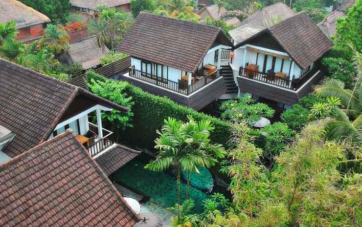 KajaNe Mua Bali - Suite Junior, 1 kamar tidur, bathtub, pemandangan kebun