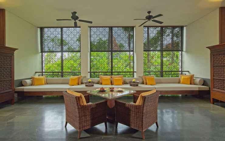 Fairmont Sanur Beach Bali Suites & Villa Bali - Suite Deluks, pemandangan kebun