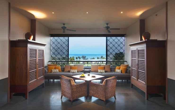 Fairmont Sanur Beach Bali Suites & Villa Bali - Suite Deluks, pemandangan samudra