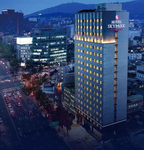 EXTERIOR_BUILDING Hotel Skypark Central Myeongdong