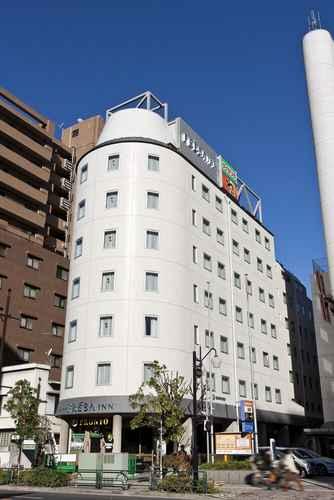 EXTERIOR_BUILDING โซเทตสึ เฟรซา อินน์ โตเกียว-โทโยโช