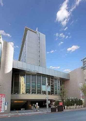 EXTERIOR_BUILDING โรงแรมอุราวะ วอชิงตัน