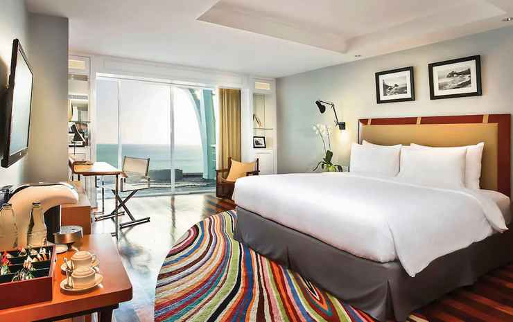 The Kuta Beach Heritage Hotel Bali - Managed By AccorHotels Bali - Suite Junior, 1 Tempat Tidur King
