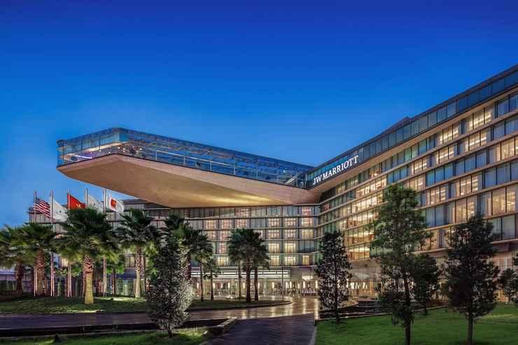 EXTERIOR_BUILDING JW Marriott Hotel Hanoi