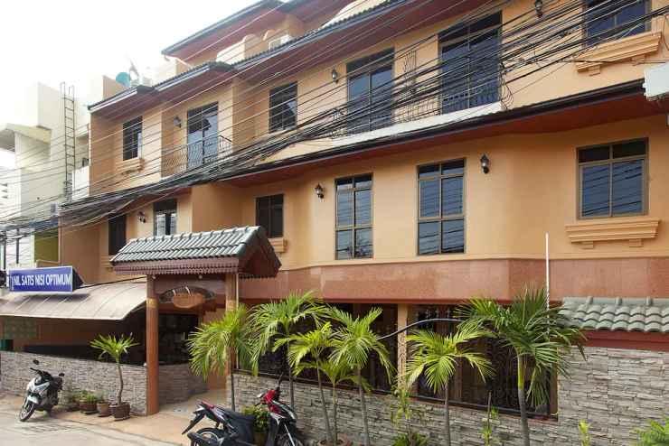 EXTERIOR_BUILDING โรงแรมพัทยา การ์เดน อพาร์ตเมนต์ บูติก